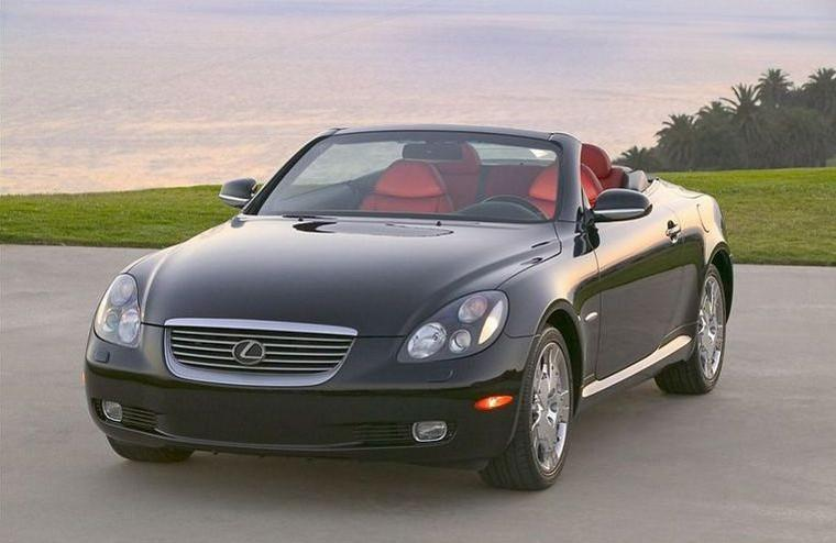 2005 Lexus SC Pebble Beach Edition Car Picture