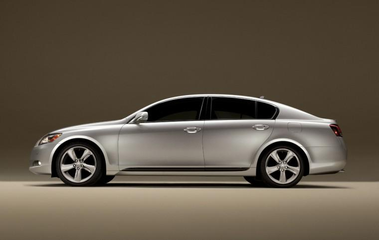 2008 Lexus GS460 Car Picture