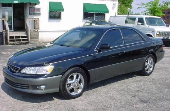 2000 Lexus ES Car Picture