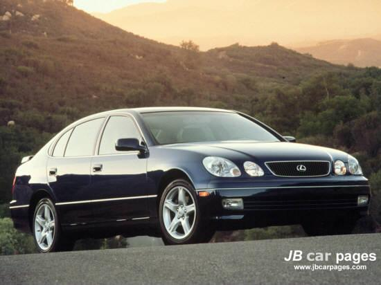 2000 Lexus GS400 Car Picture