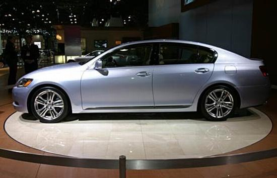 Lexus GS450h Hybrid Car Picture