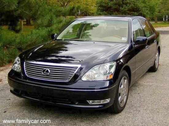 2004 Lexus LS430 Car Picture