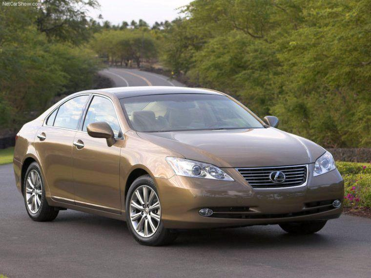2007 Lexus ES350 Car Picture