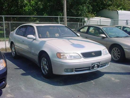 1995 Lexus Car Picture