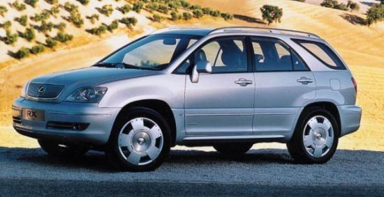 2000 Lexus RX300 Car Picture