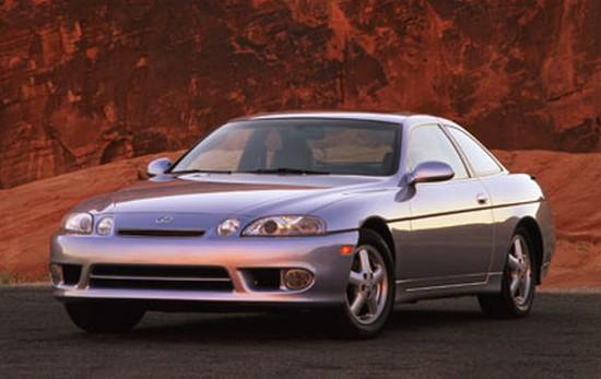 2002 Lexus SC300 Car Picture