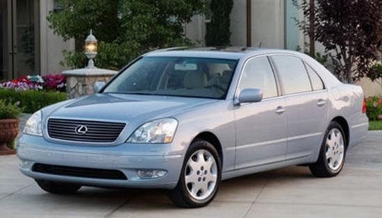 2003 Lexus LS430 Car Picture