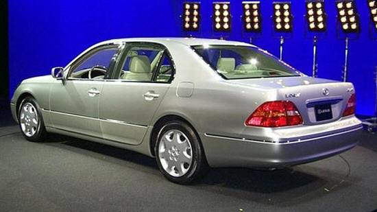 2000 Lexus LS430 Car Picture