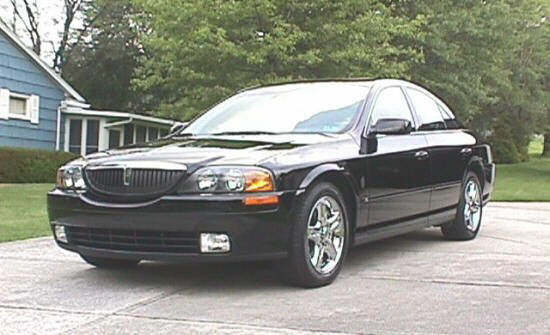 2000 Lincoln LS Car Picture