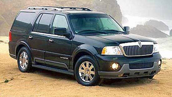2003 Lincoln Navigator Car Picture