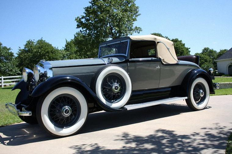 1930 Lincoln Lebaron Toby Keuth Car Picture