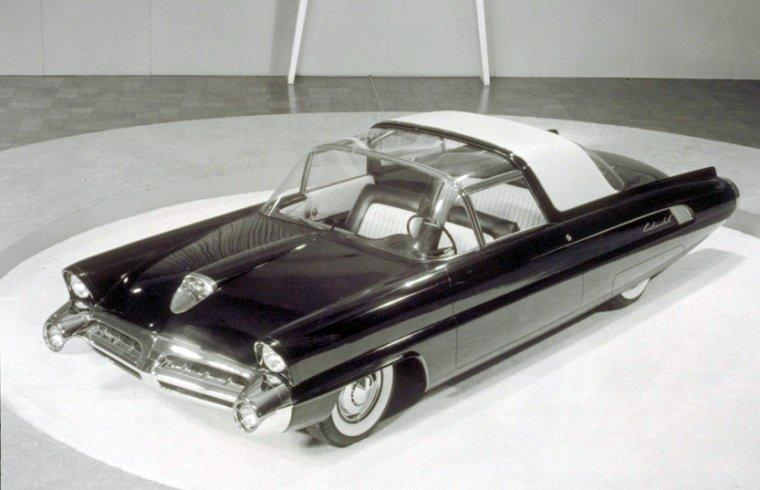 1950 Lincoln Continental Concept Car Picture