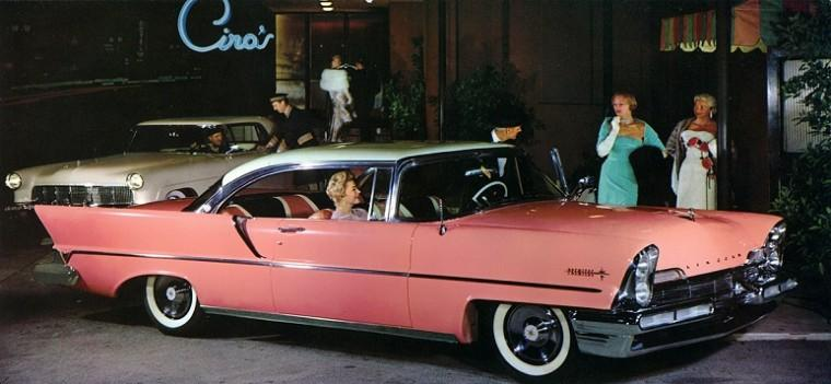 1957 Lincoln Premiere Car Picture