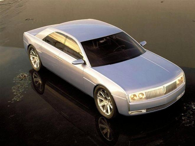 2000 Lincoln Continental Concept Car Picture