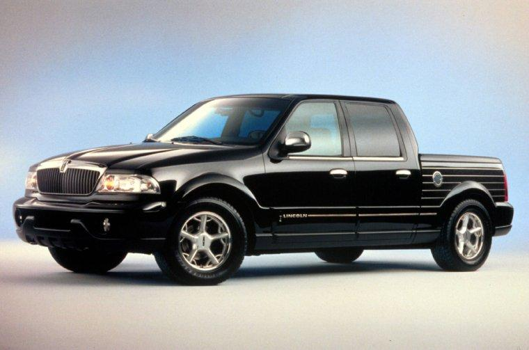 2000 Lincoln Blackwood Concept Truck