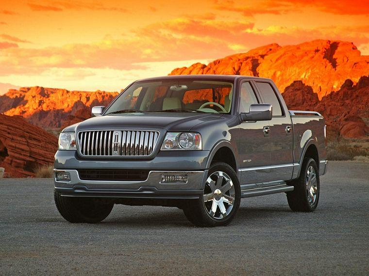 2006 Lincoln Mark LT Truck Picture