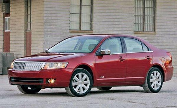 2007 Lincoln MKZ AWD Car Picture