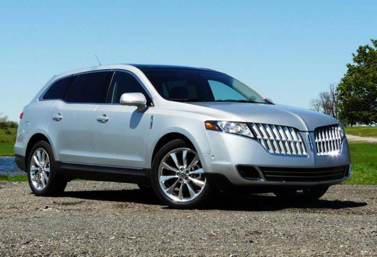 2010 Lincoln MKT SUV Picture