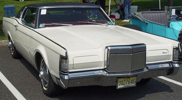 1969 Lincoln Mark III Car Picture