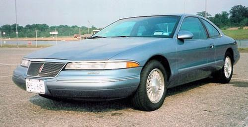 1993 Lincoln Mark VIII Car Picture