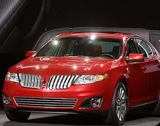 2008 Lincoln MKS Car Picture