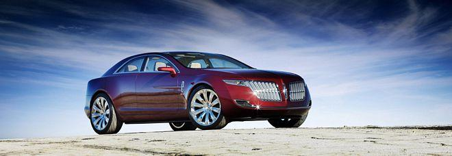 Lincoln MKR Concept Car Picture