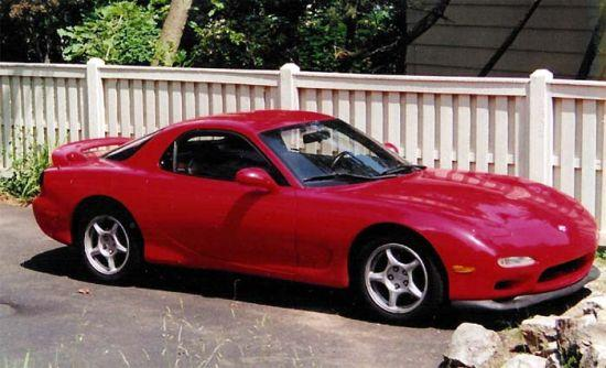 1993 Mazda RX-7 Car Picture