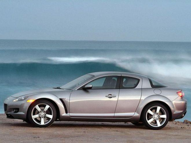 2004 Mazda RX-8 Car Picture