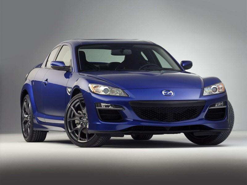 Front Right 2009 Mazda RX-8 Car Picture