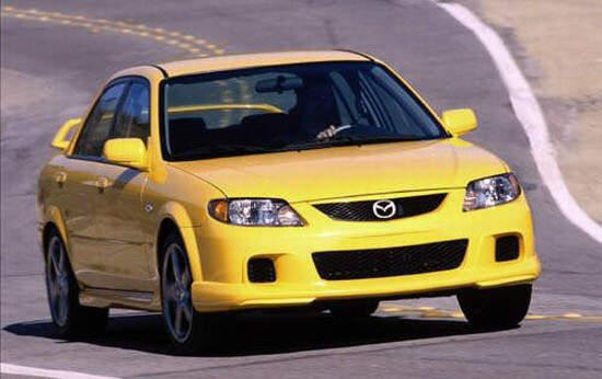 2003 Mazda MazdaSpeed Car Picture