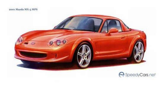 2001 Mazda MX-5 Car Picture