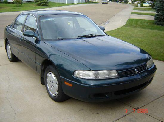 1993 Mazda 626 Cronos Car Picture