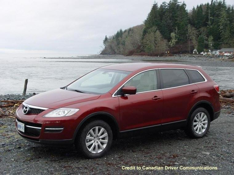 2007 Mazda CX-7 SUV Picture
