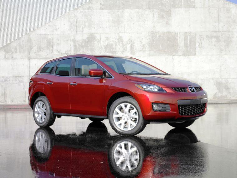 2007 Mazda CX-7 CUV Picture
