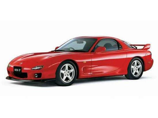 1995 Mazda RX-7 Car Picture