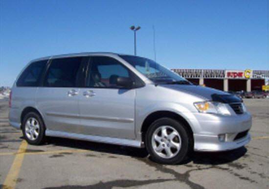 2001 Mazda MPV Car Picture