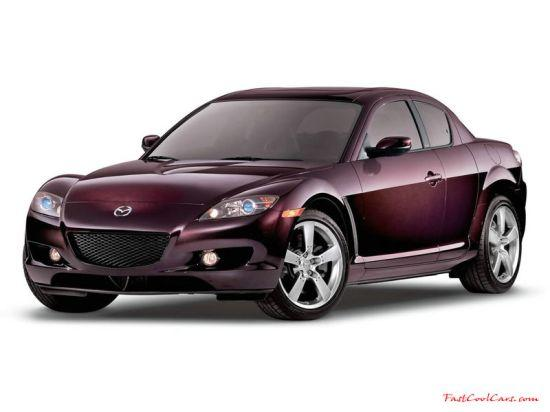 2004 Mazda RX8 Car Picture