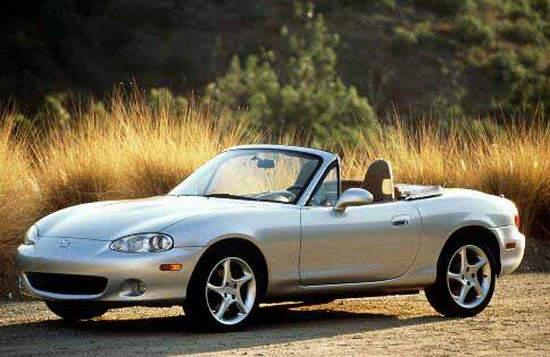 2001 Mazda Miata Car Picture