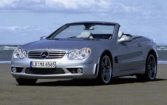 2005 Mercedes-Benz SL65 Car Picture