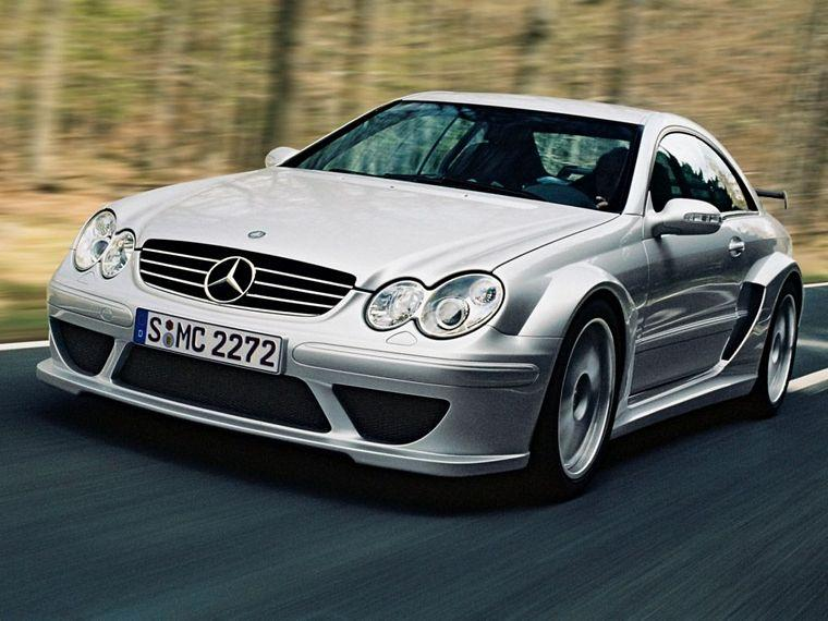 2004 Mercedes-Benz CLK AMG Car Picture