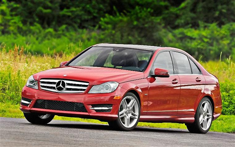 2012 Mercedes-Benz C Class Car Picture