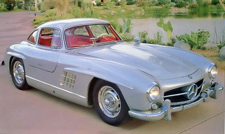 1956 Mercedes-Benz 300SL Car Picture