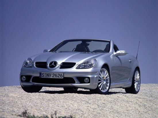 2005 Mercedes-Benz SLK Car Picture