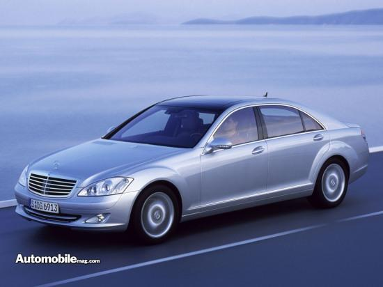 2007 Mercedes-Benz S500 Car Picture