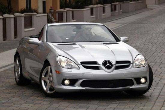 Mercedes-Benz  SLK Roadster Car Picture