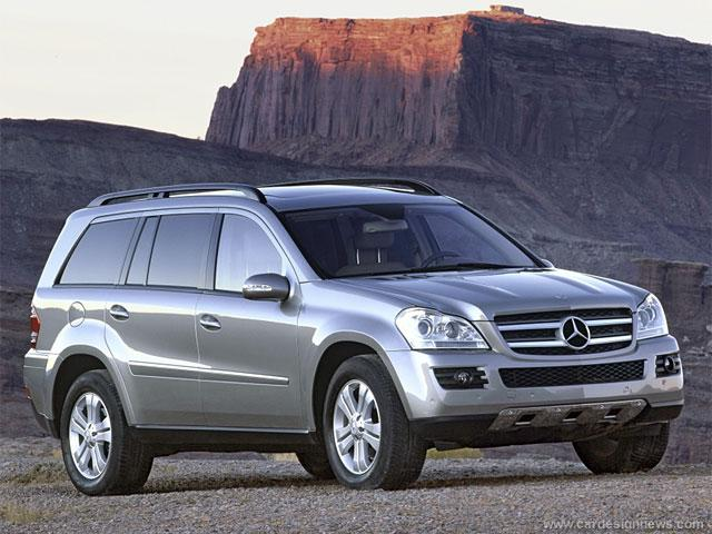 2006 Mercedes-Benz GL SUV Picture