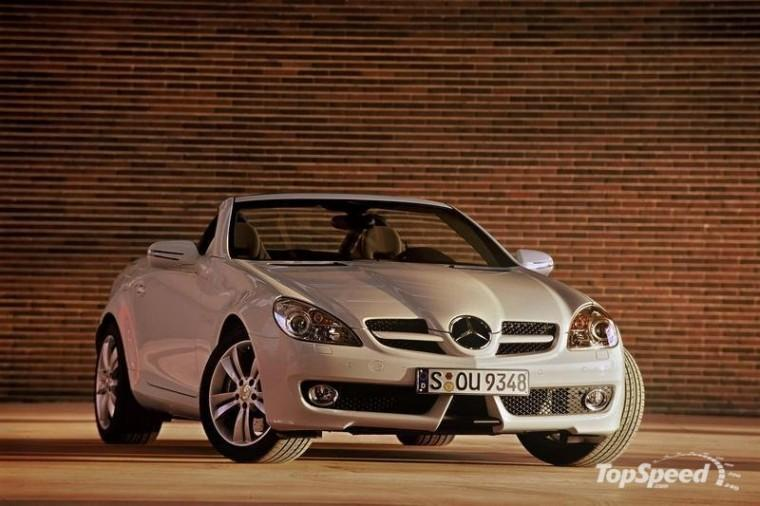 2008 Mercedes-Benz SLK Car Picture