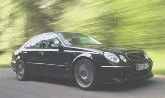 2005 Mercedes-Benz Brabus Car Picture