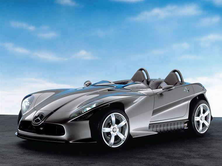 2002 Mercedes-Benz F-400 Concept Car Picture