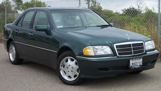2000 Mercedes Benz C230 Car Picture